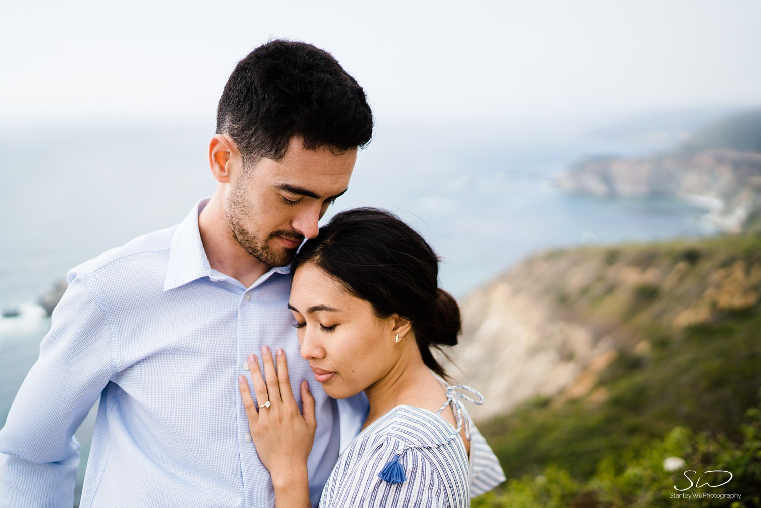 Sarah + Cameron – Big Sur Engagement 46