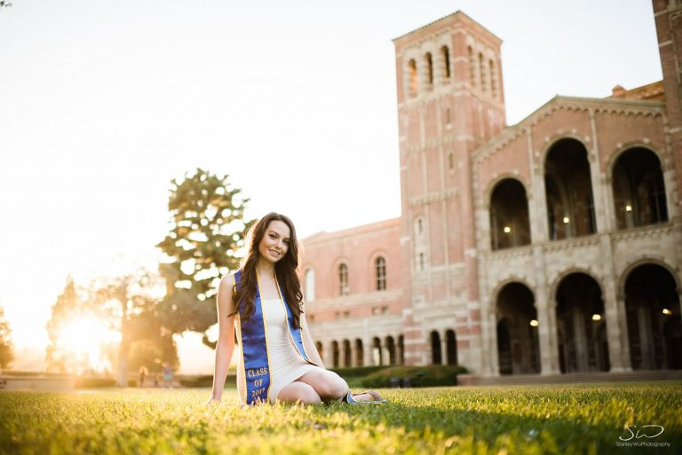 Lyric – UCLA Graduation Portraits