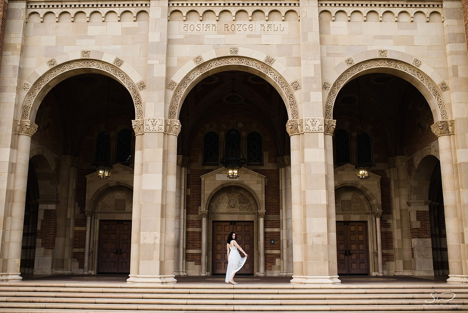 Andria – UCLA Fashion Graduation Portraits