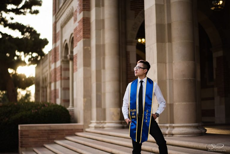 Lawrence – UCLA Fashion Graduation Portraits