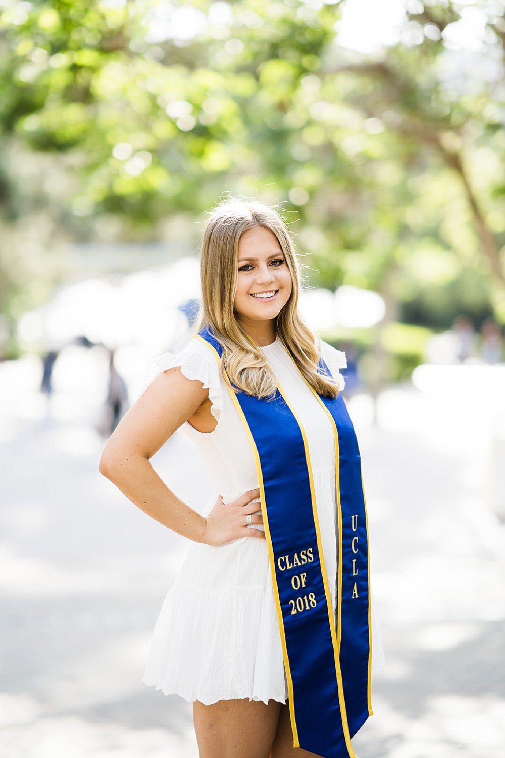 Samantha – UCLA Graduation Portraits 4