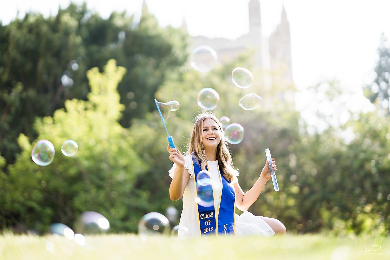 Samantha – UCLA Graduation Portraits 10
