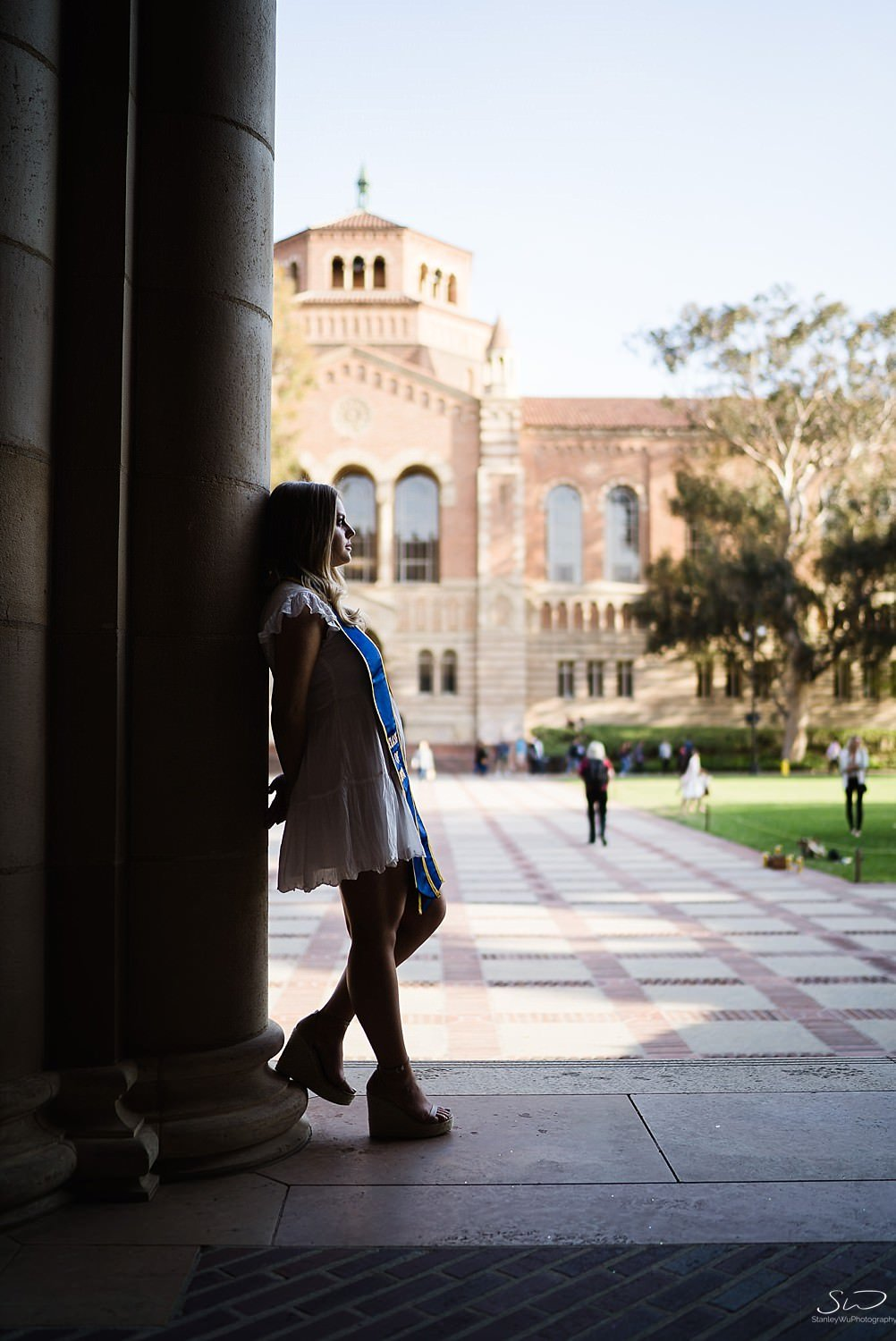 Samantha – UCLA Graduation Portraits 18