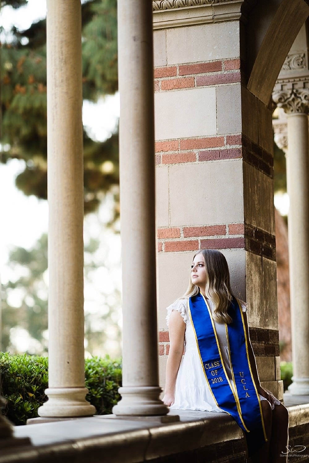 Samantha – UCLA Graduation Portraits 28