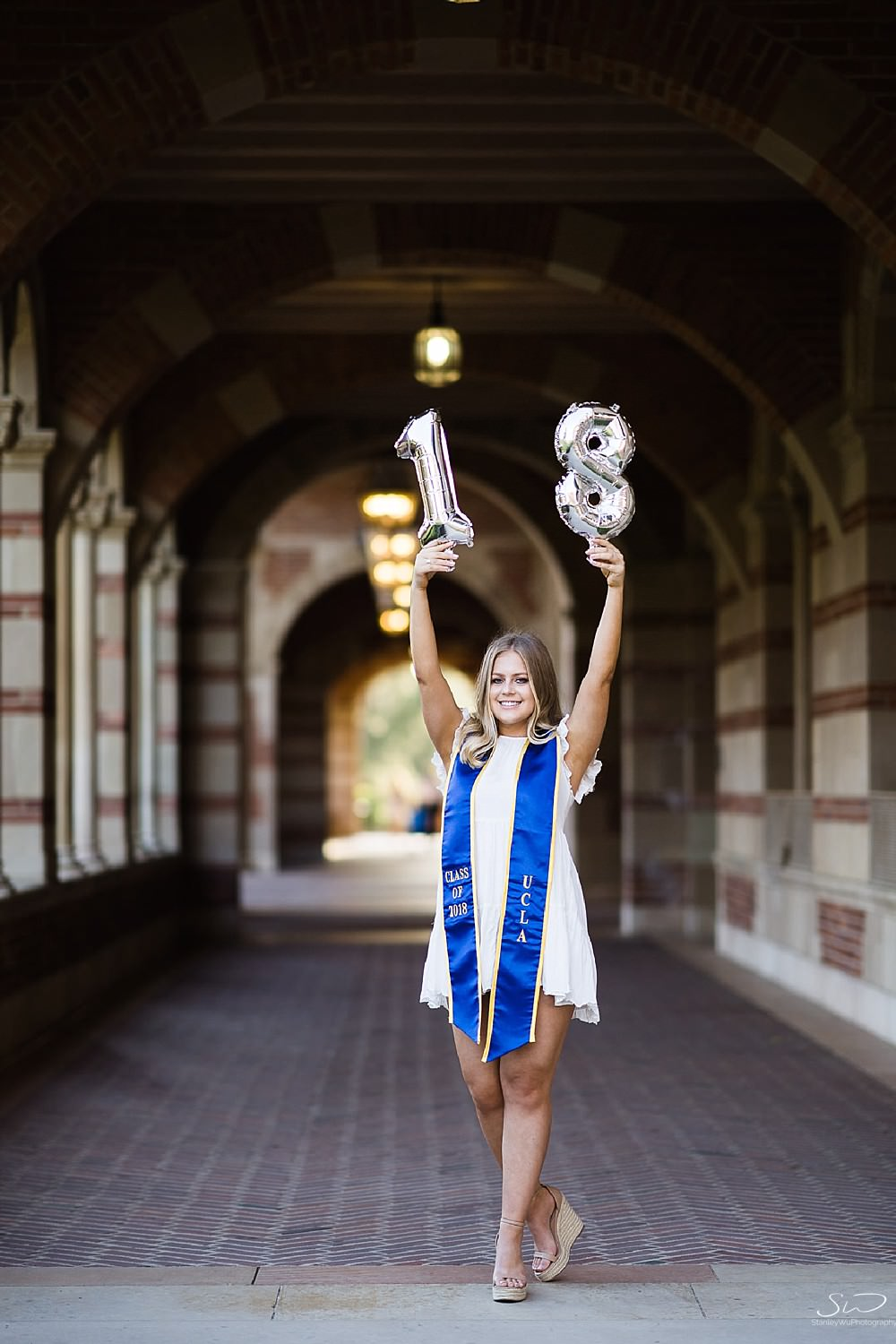 Samantha – UCLA Graduation Portraits 38