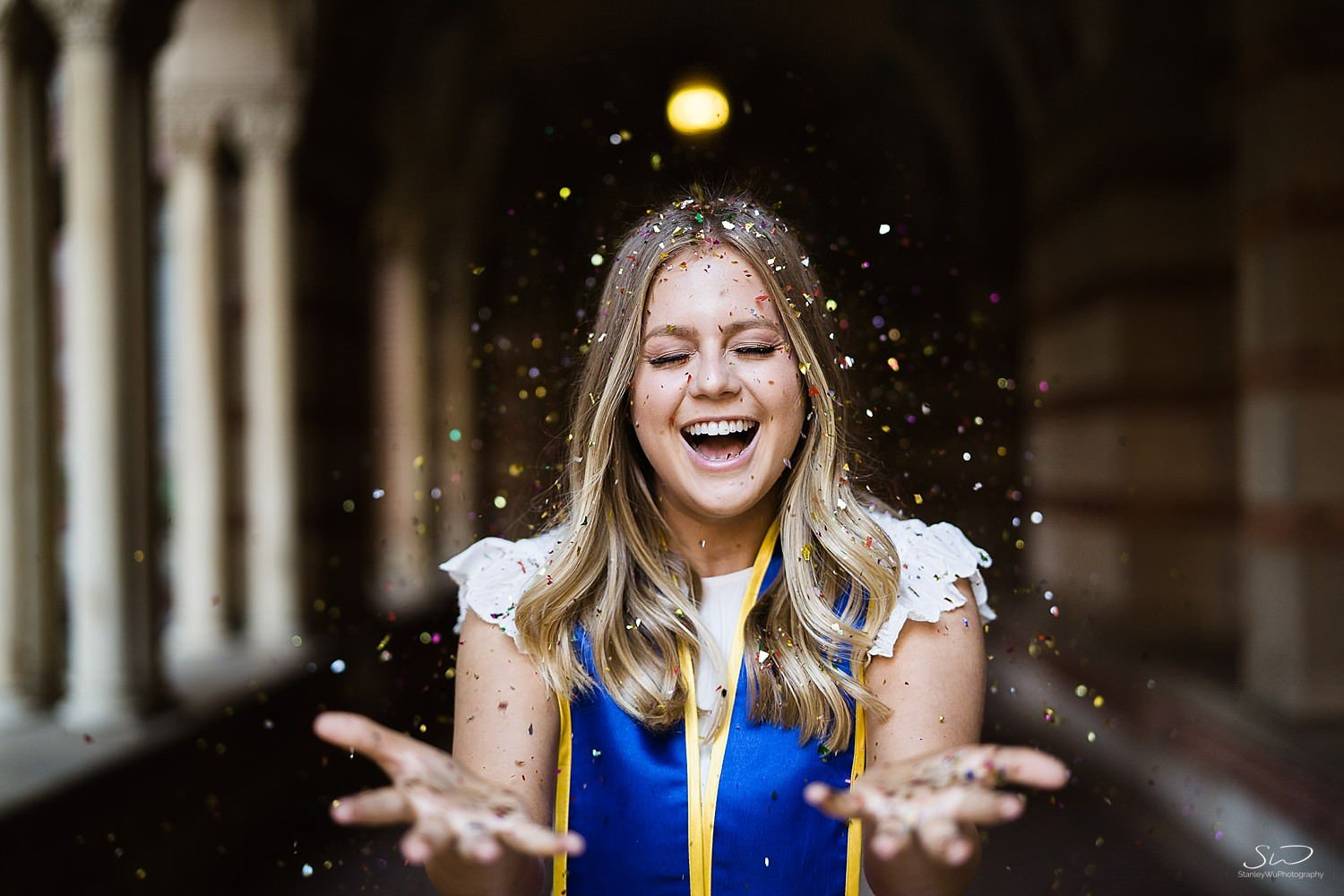 Samantha – UCLA Graduation Portraits 42