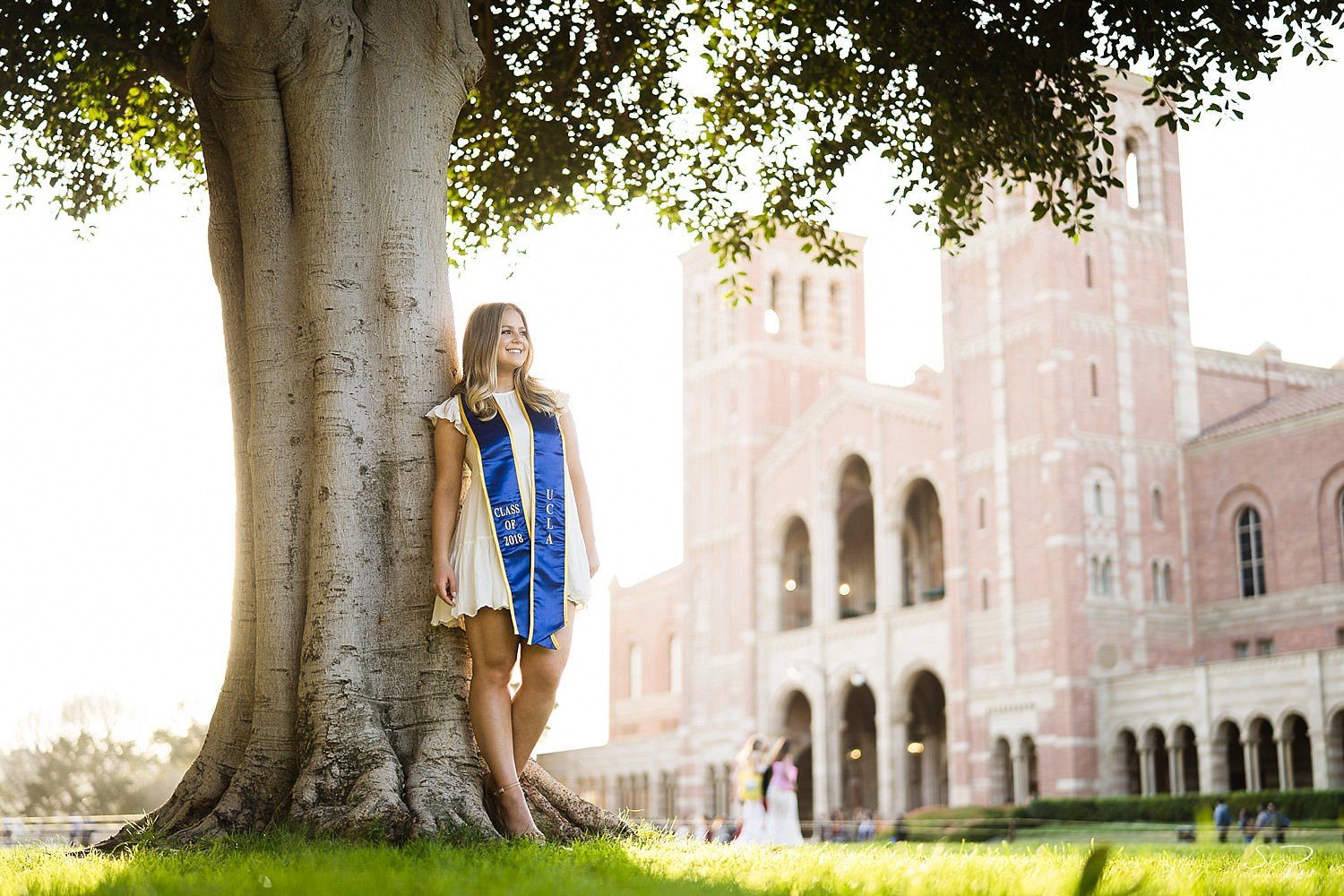Samantha – UCLA Graduation Portraits 52