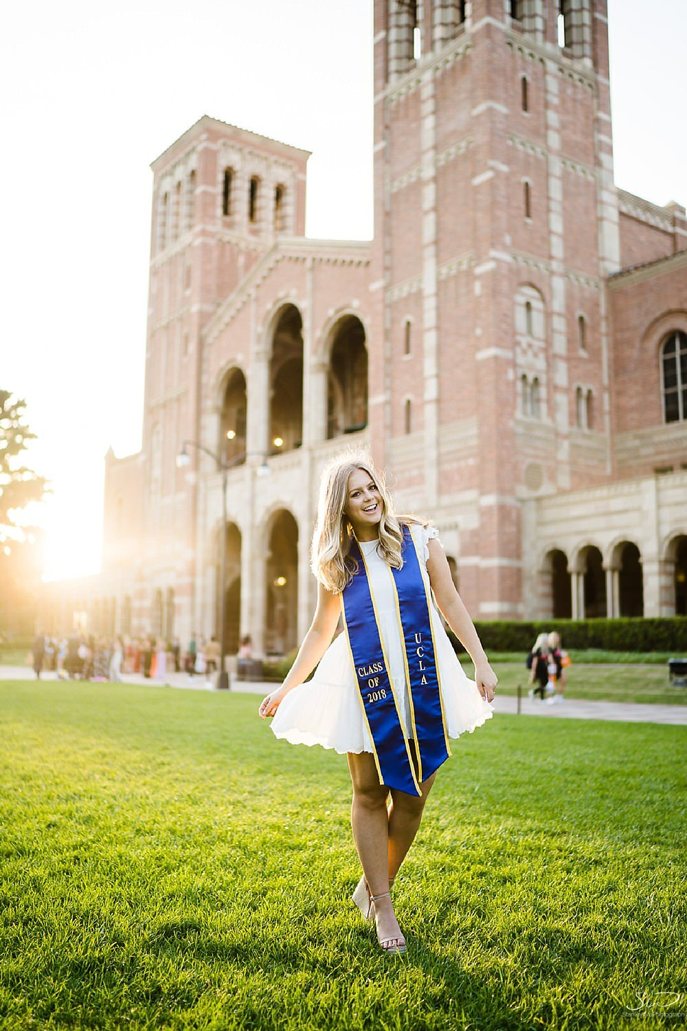 Samantha – UCLA Graduation Portraits 58