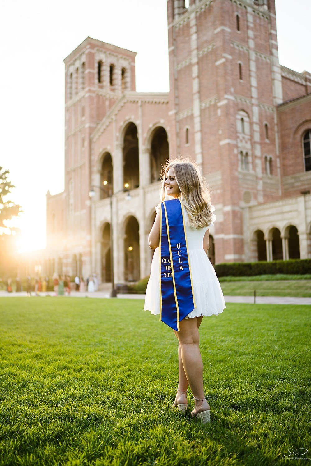 Samantha – UCLA Graduation Portraits 60
