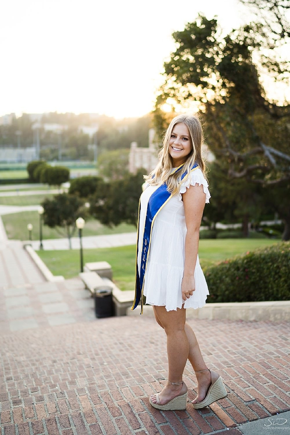Samantha – UCLA Graduation Portraits 70