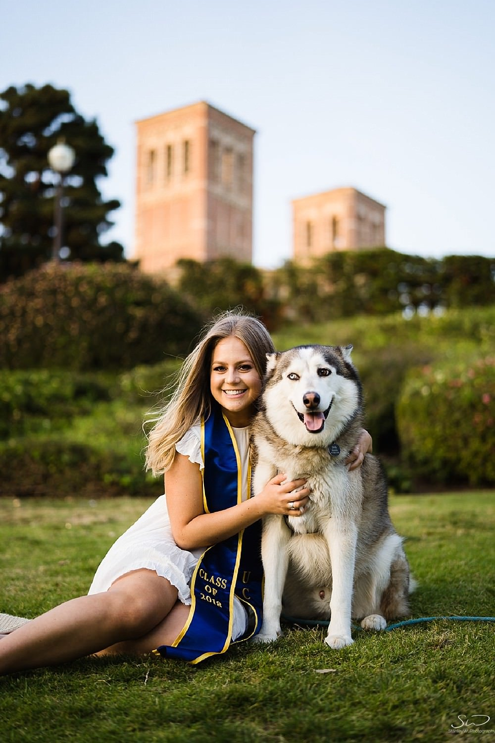 Samantha – UCLA Graduation Portraits 74