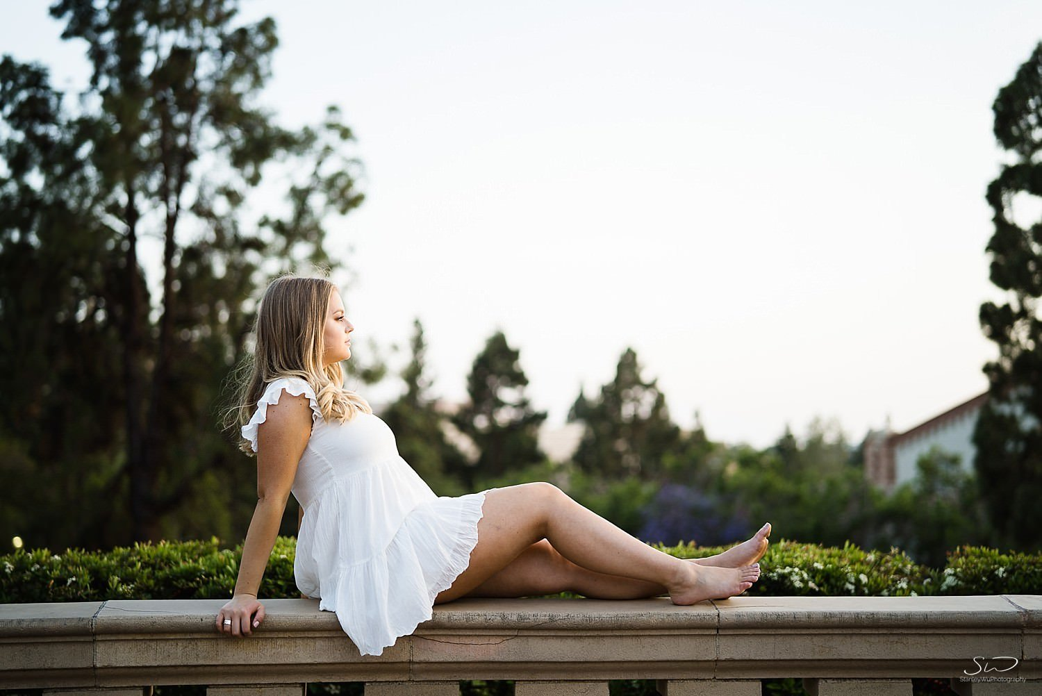 Samantha – UCLA Graduation Portraits 78