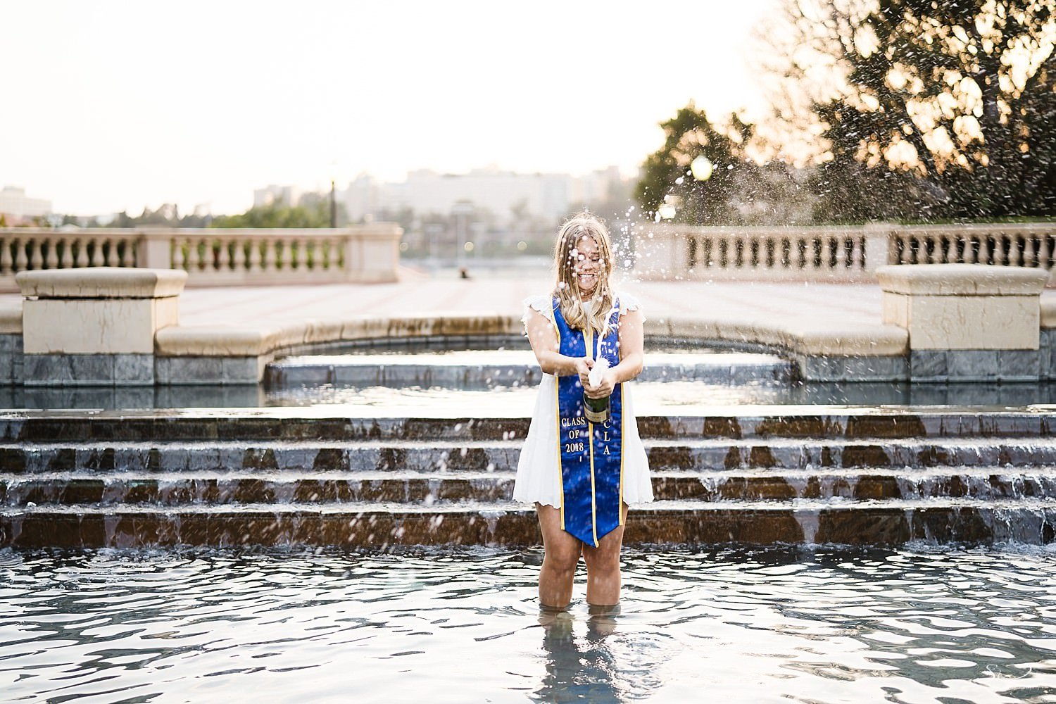 Samantha – UCLA Graduation Portraits 82