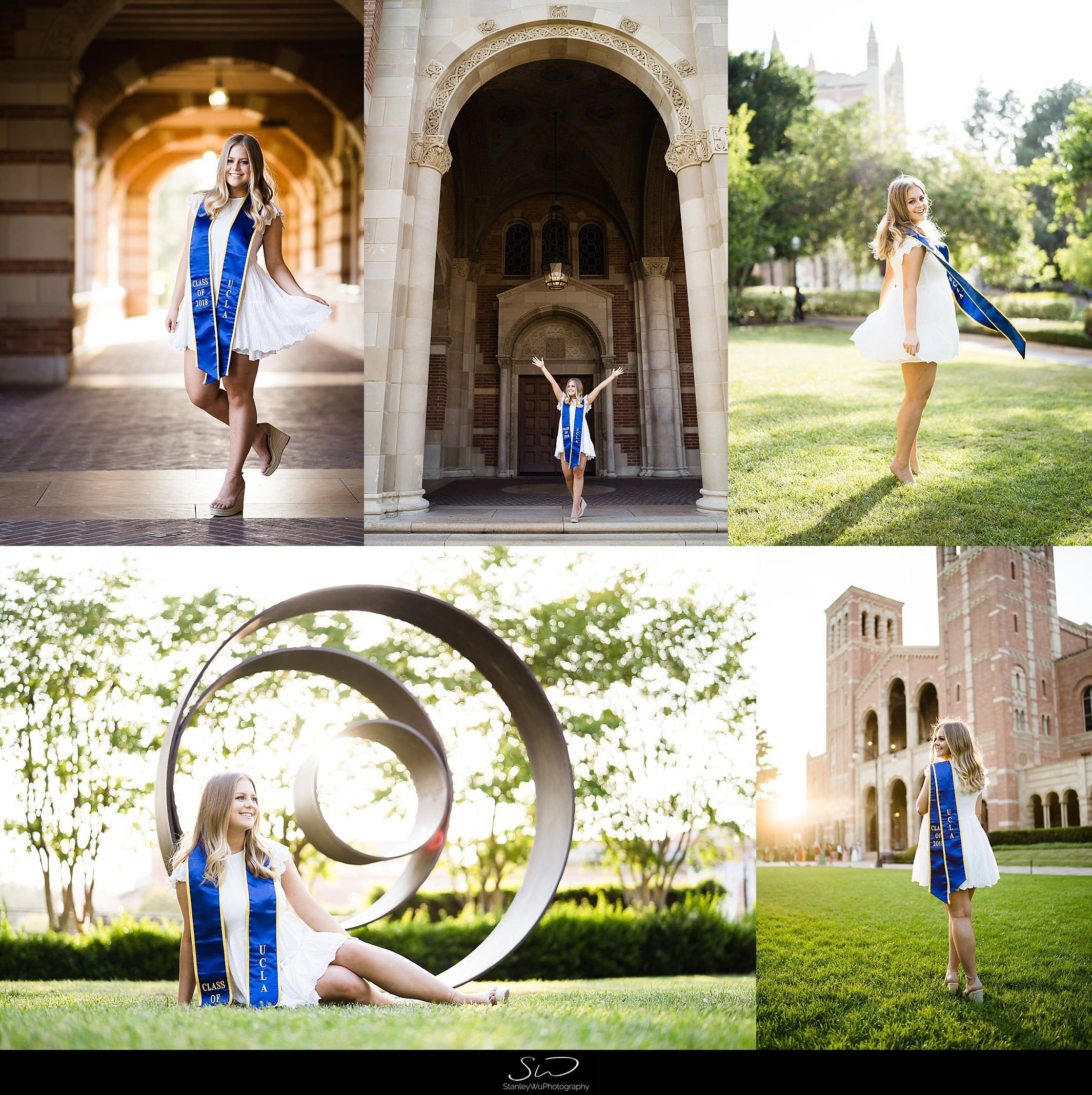 Samantha – UCLA Graduation Portraits 2