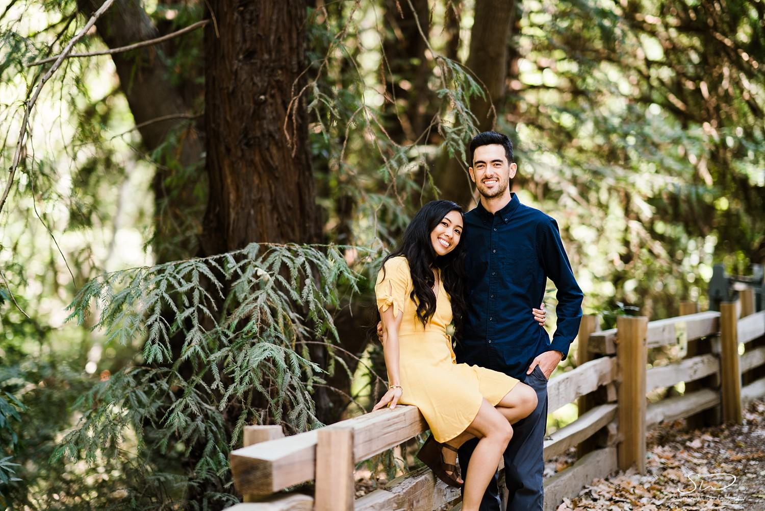 Sarah + Cameron – Big Sur Engagement 4