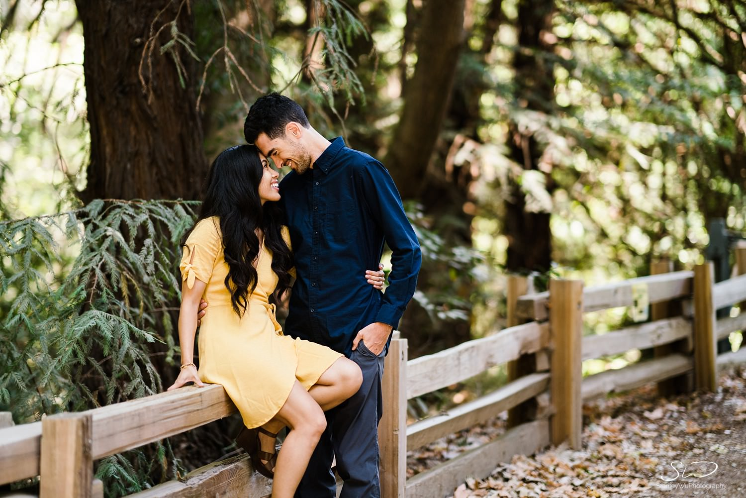 Sarah + Cameron – Big Sur Engagement 6