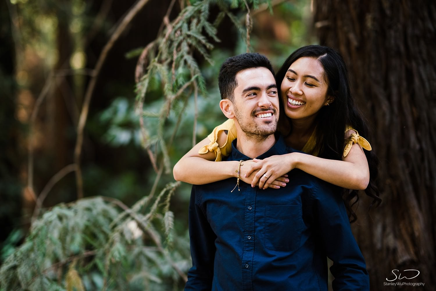 Sarah + Cameron – Big Sur Engagement 8