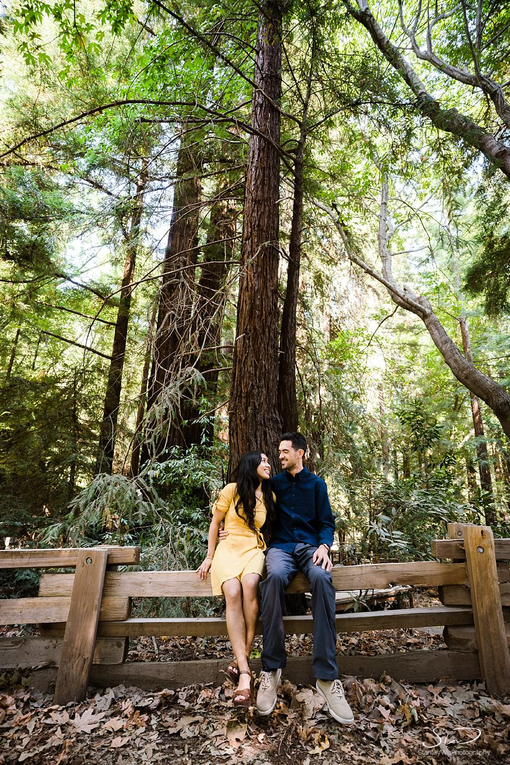 Sarah + Cameron – Big Sur Engagement 10