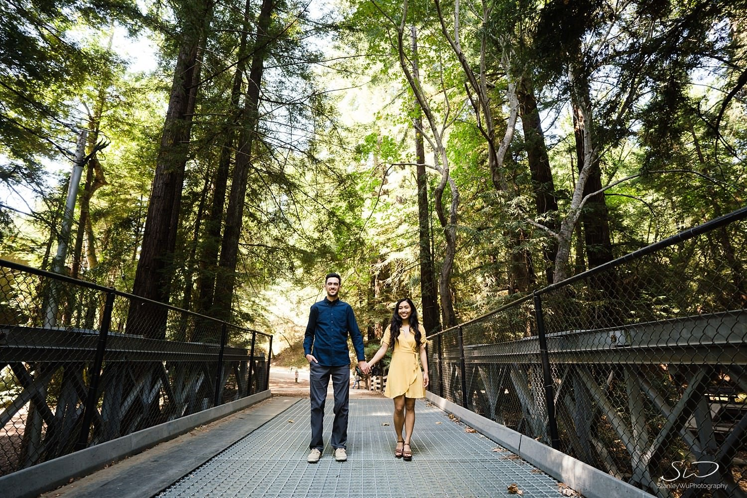 Sarah + Cameron – Big Sur Engagement 12