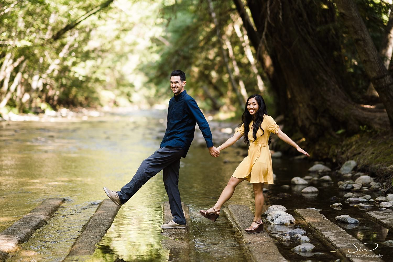 Sarah + Cameron – Big Sur Engagement 26