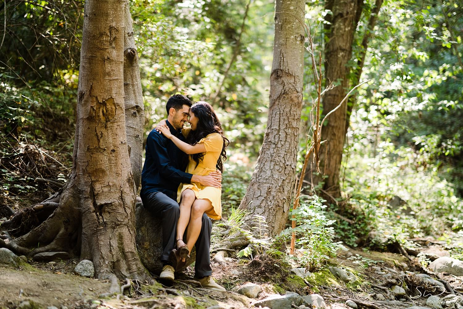 Sarah + Cameron – Big Sur Engagement 30