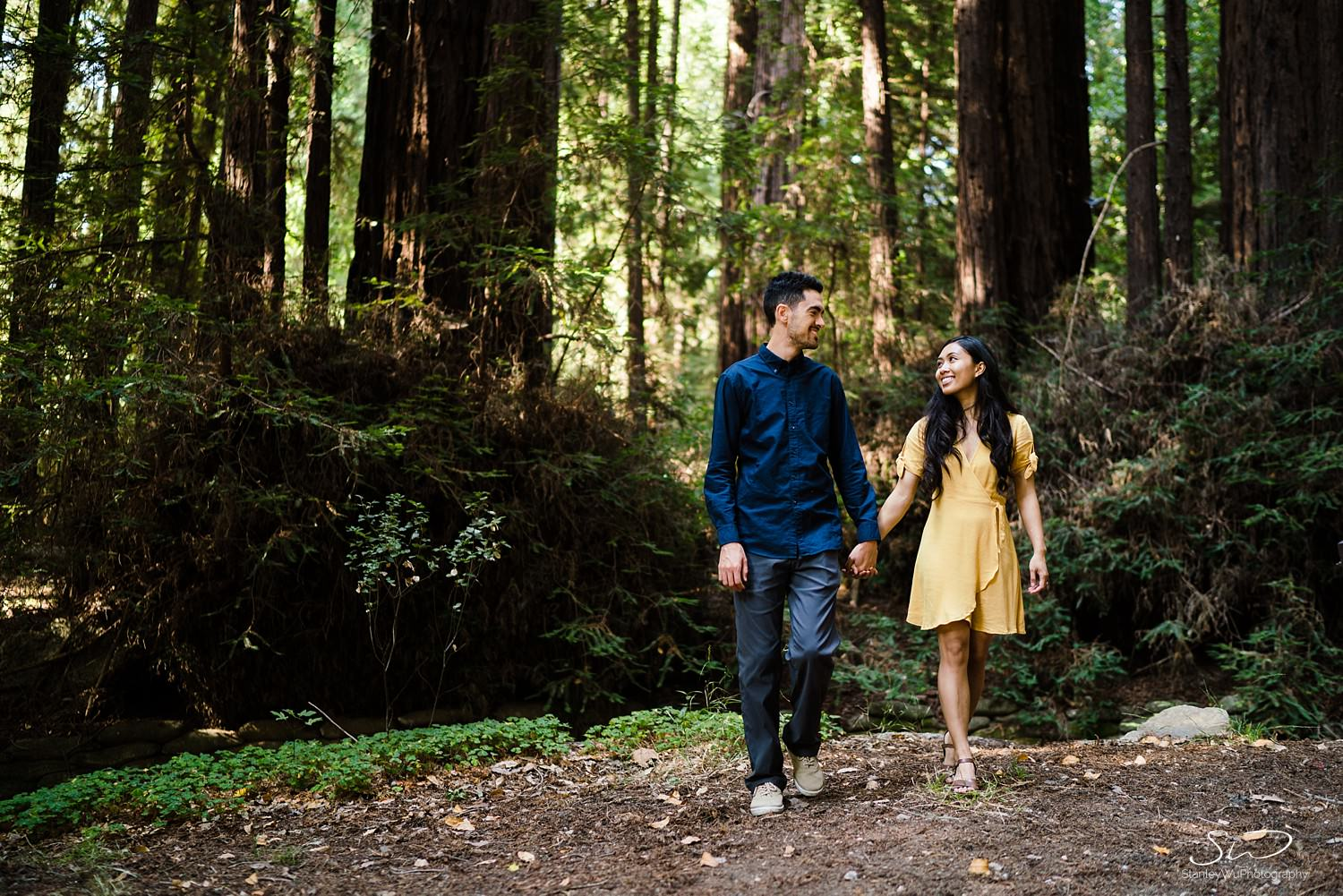 Sarah + Cameron – Big Sur Engagement 36