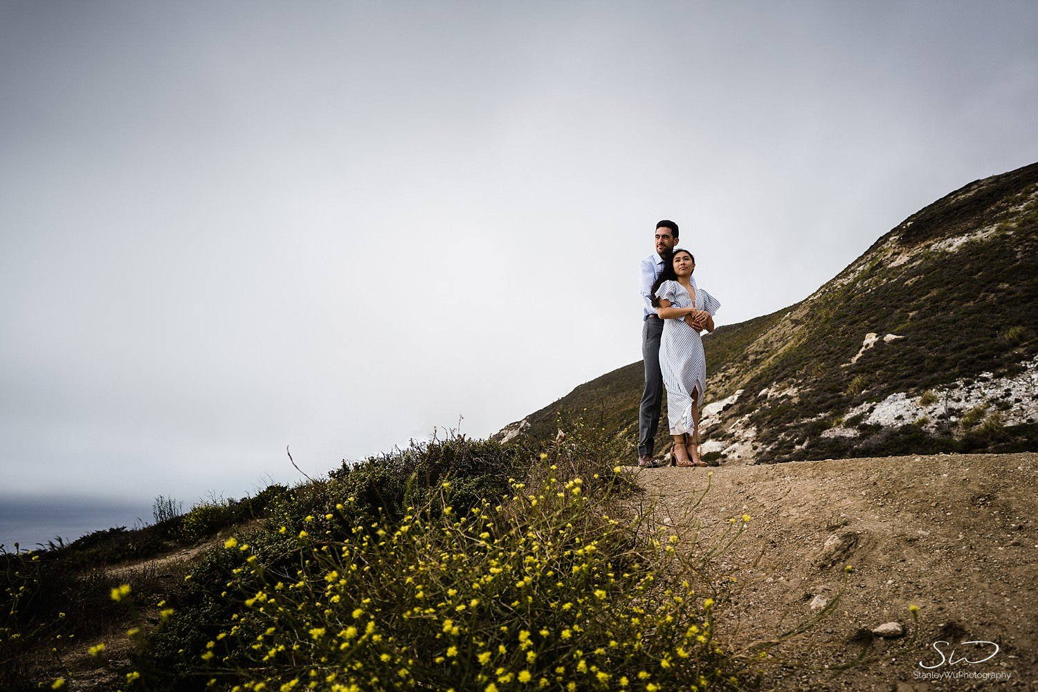 Sarah + Cameron – Big Sur Engagement 42