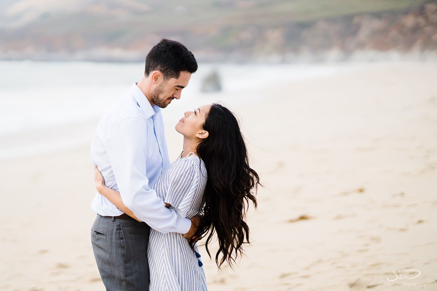 Sarah + Cameron – Big Sur Engagement 80
