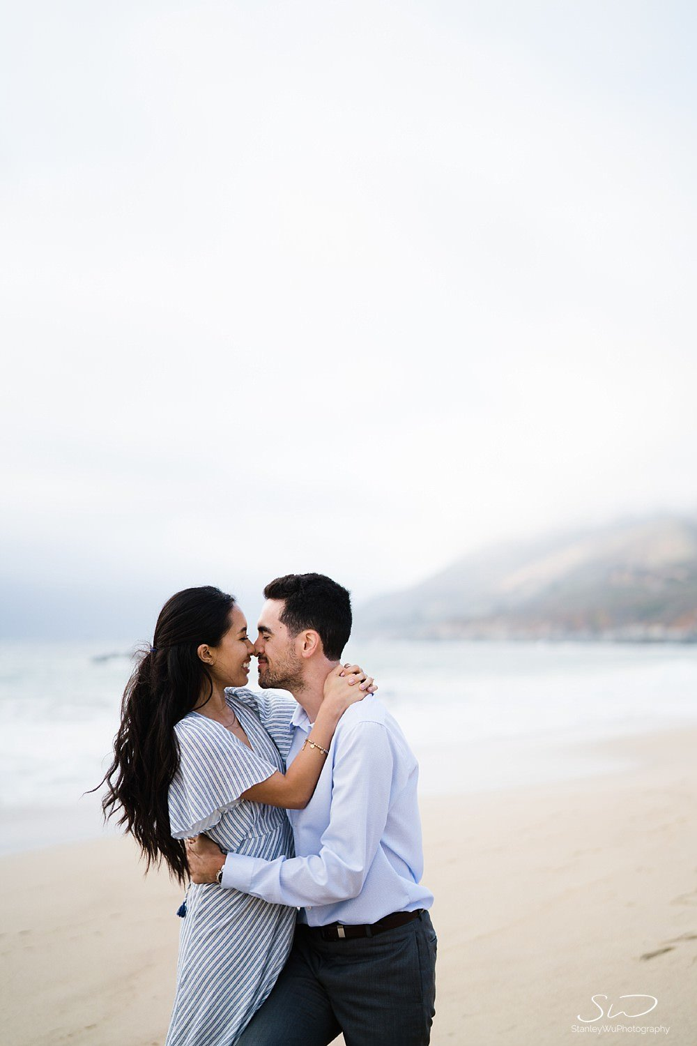 Sarah + Cameron – Big Sur Engagement 98