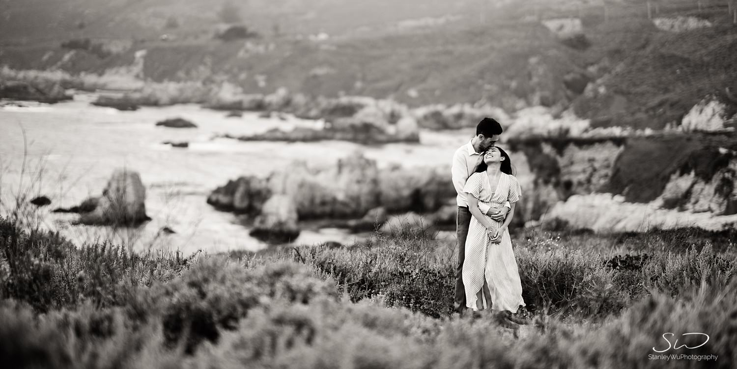 Sarah + Cameron – Big Sur Engagement 114