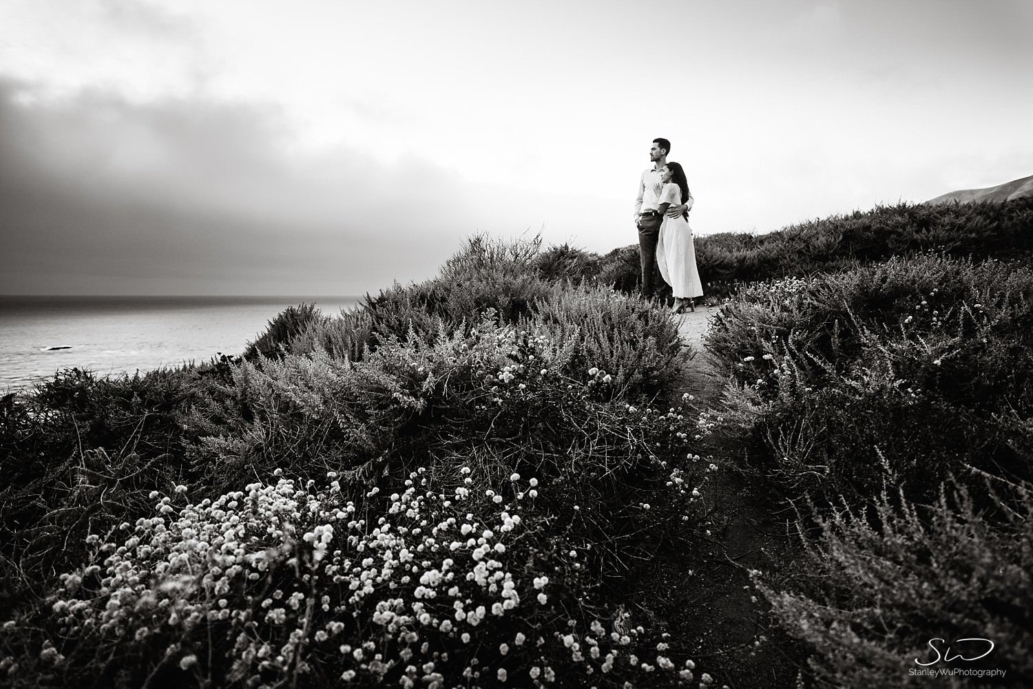 Sarah + Cameron – Big Sur Engagement 120