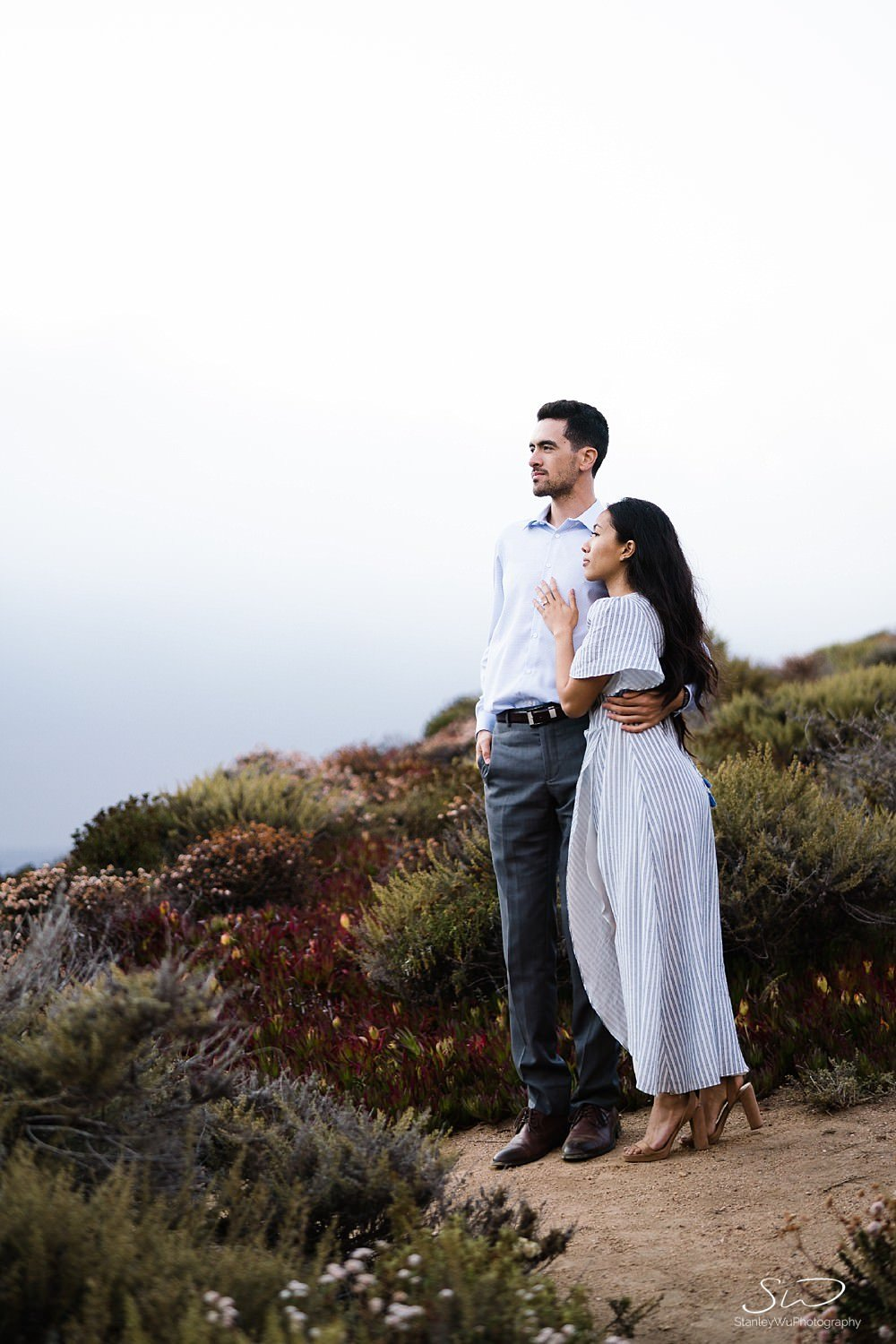 Sarah + Cameron – Big Sur Engagement 122