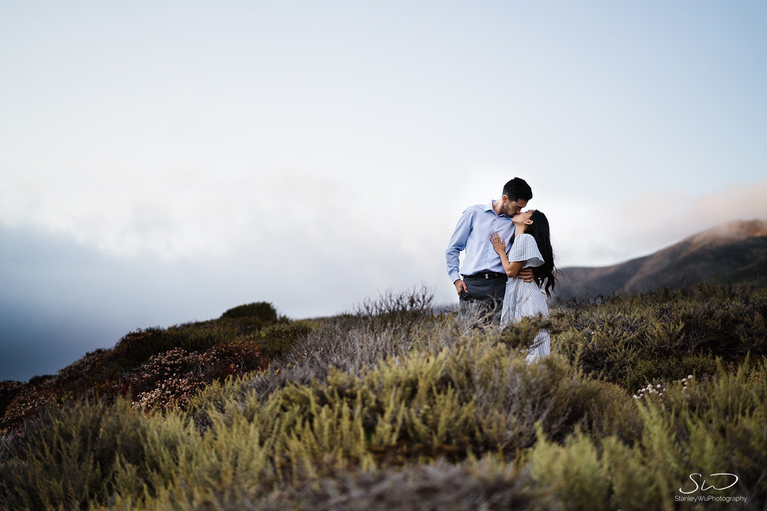 Sarah + Cameron – Big Sur Engagement 124