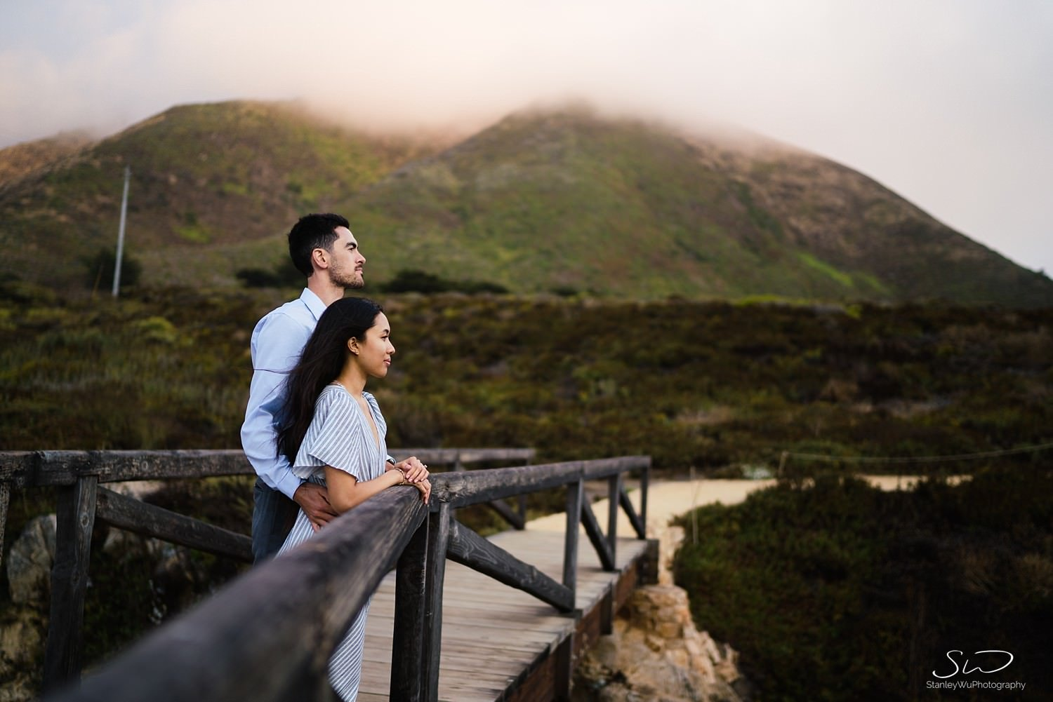 Sarah + Cameron – Big Sur Engagement 126