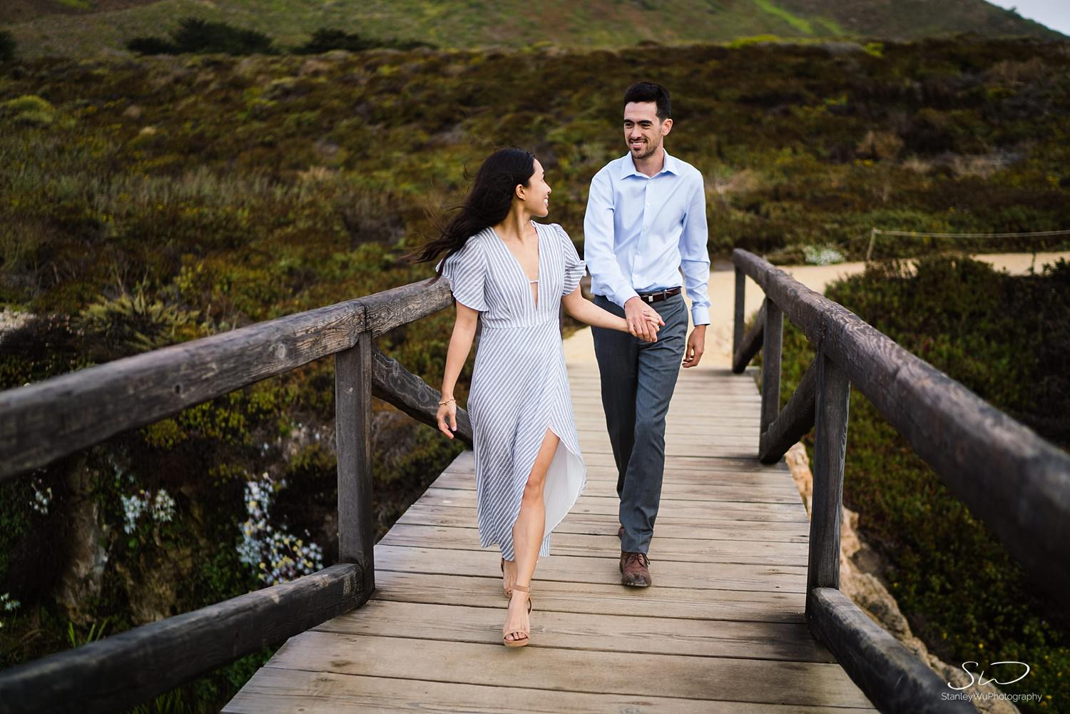 Sarah + Cameron – Big Sur Engagement 128