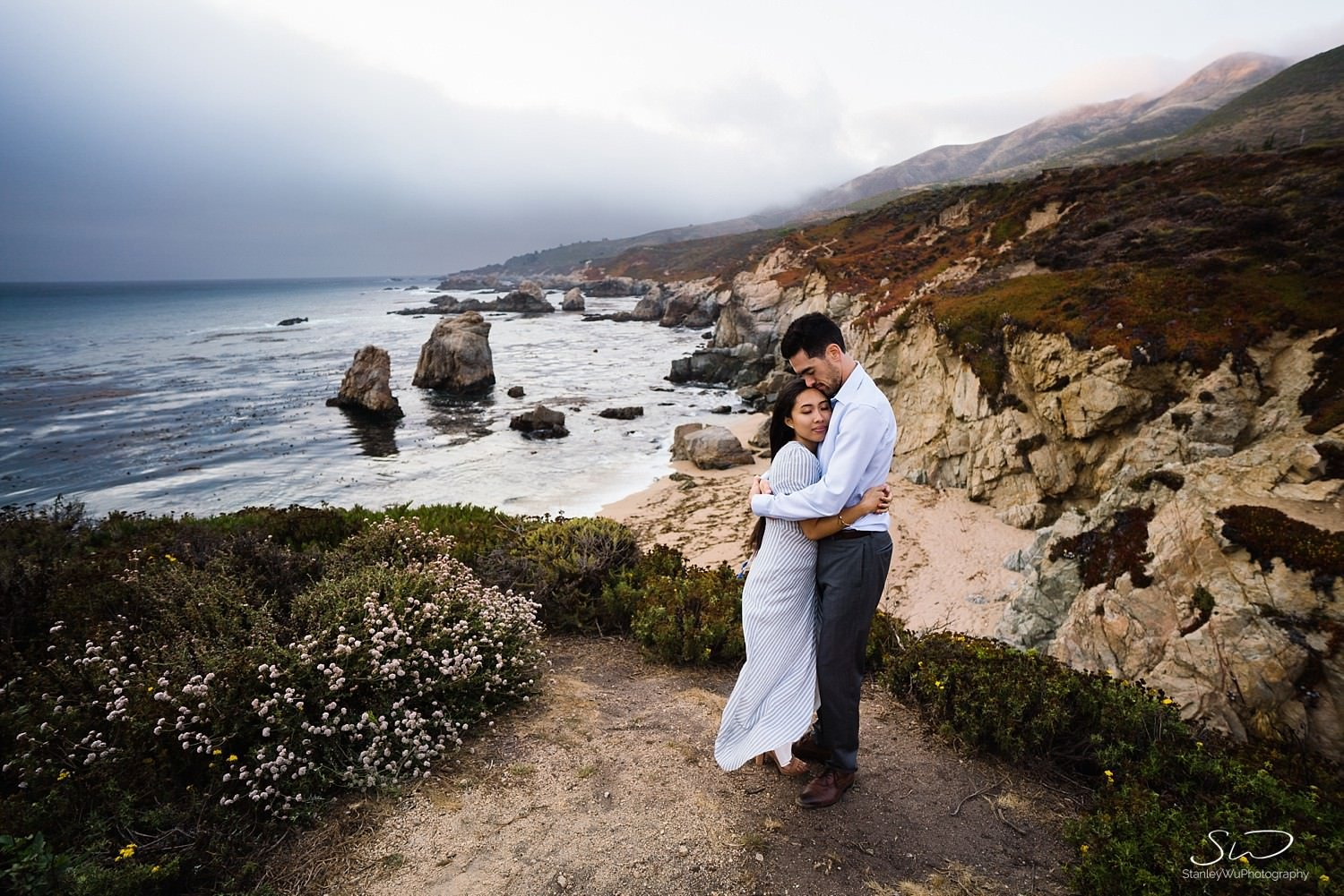 Sarah + Cameron – Big Sur Engagement 132