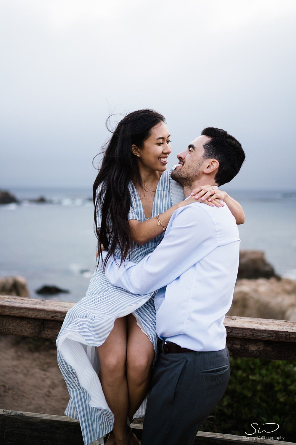 Sarah + Cameron – Big Sur Engagement 144