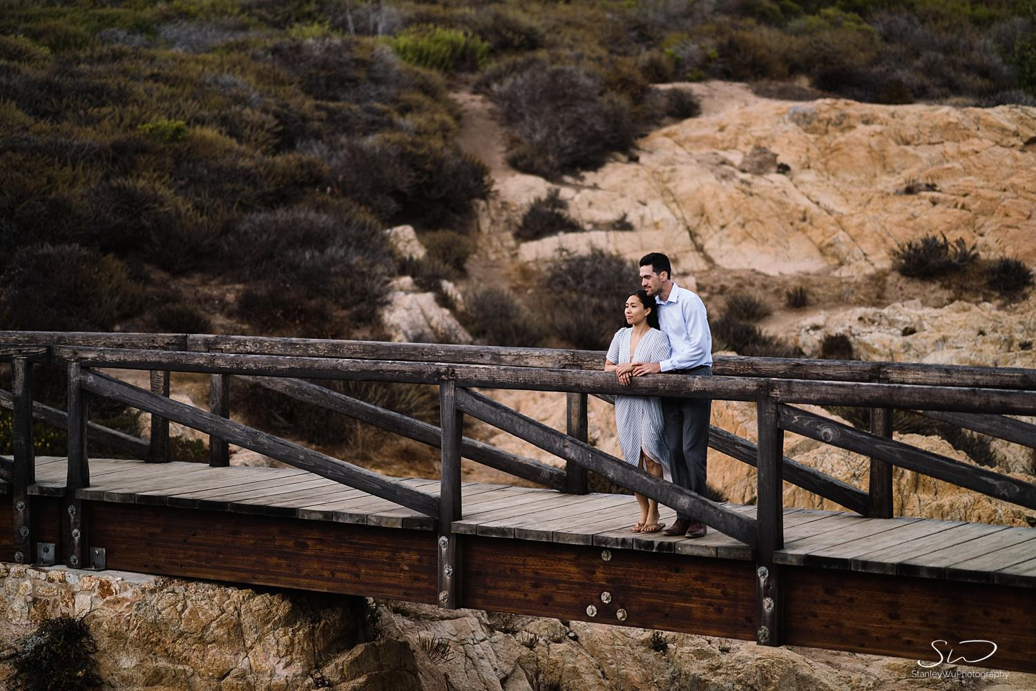 Sarah + Cameron – Big Sur Engagement 146