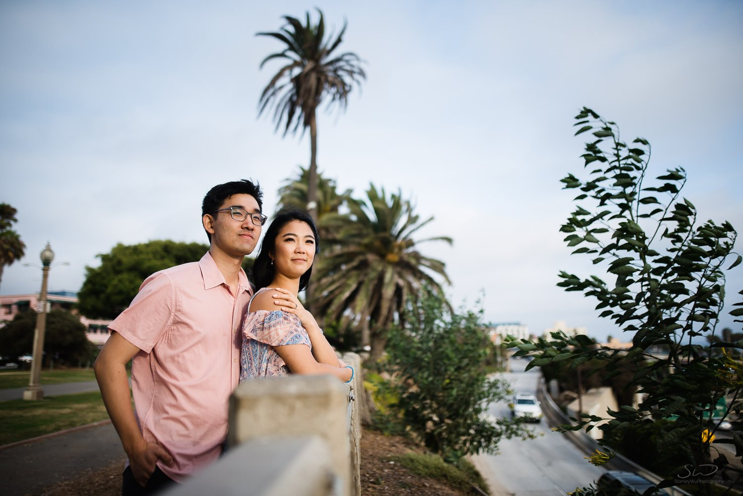 Amy + Andy – Downtown Santa Monica Engagement 38