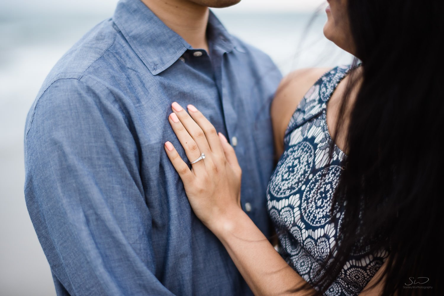 Amy + Andy – Downtown Santa Monica Engagement 92
