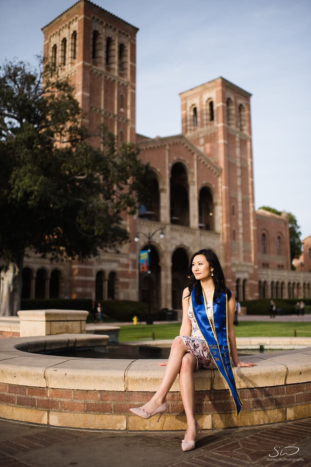 ucla couple session graduation senior portraits 0015