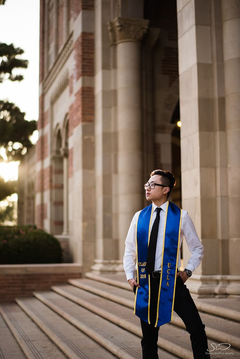 ucla fashion graduation portrait senior session 0013