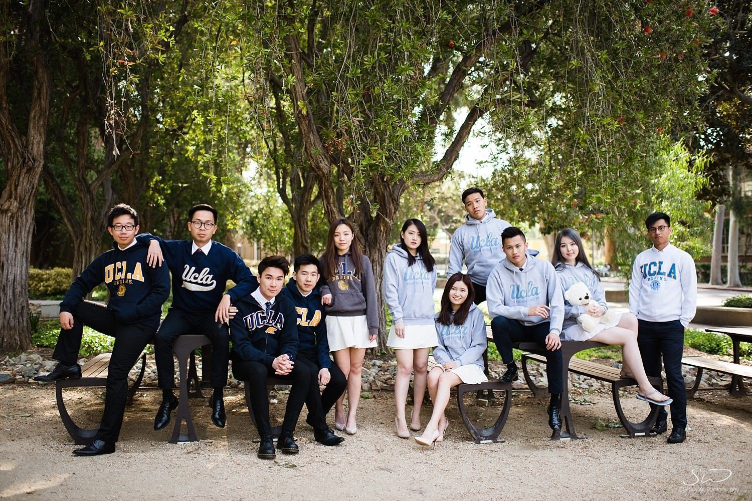 ucla group graduation portraits 0052