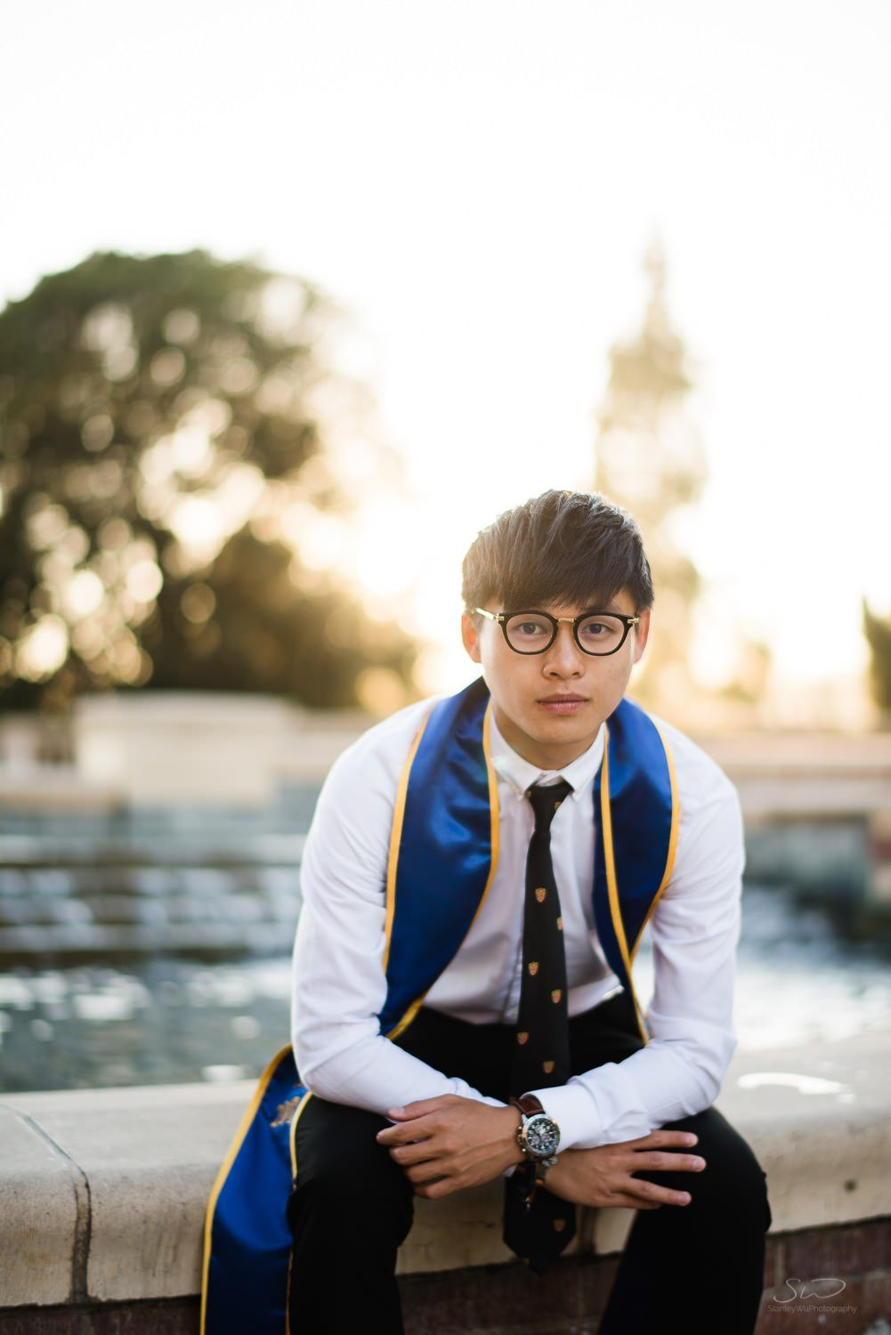 ucla senior graduation portrait 6