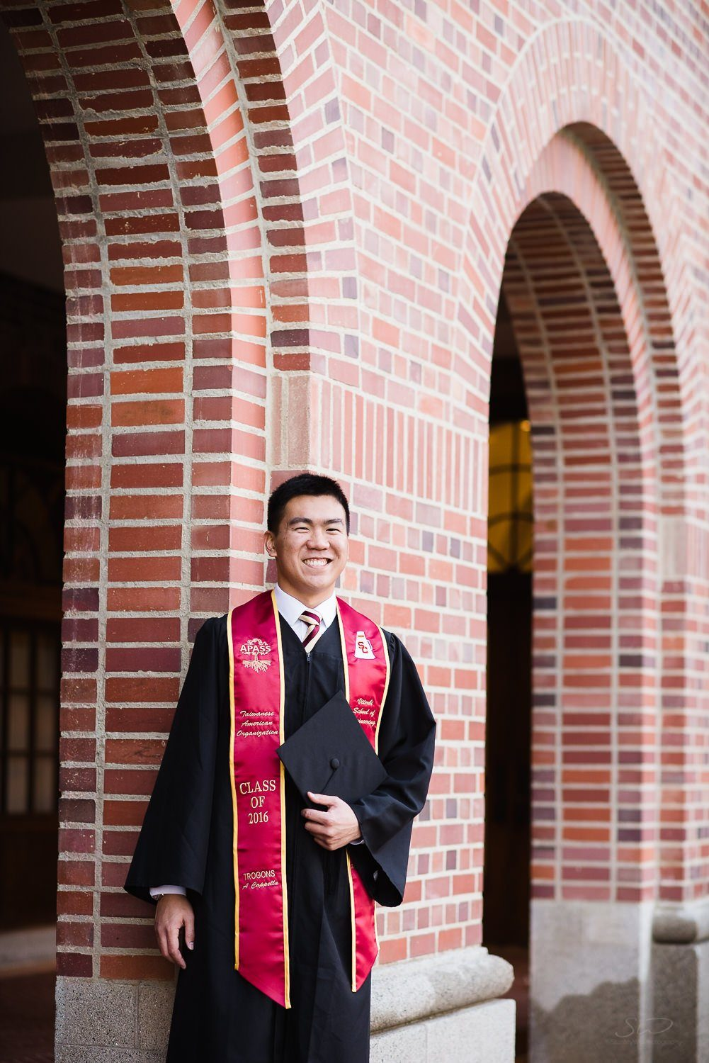usc graduation senior portraits spirit team los angeles 9