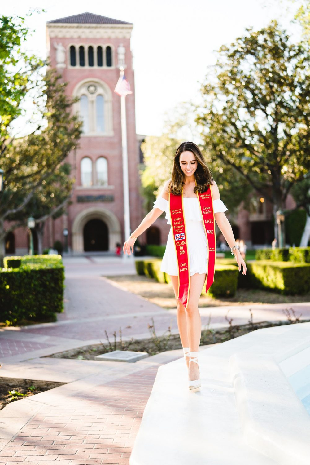 usc ucla los angeles graduation senior portrait photographer198