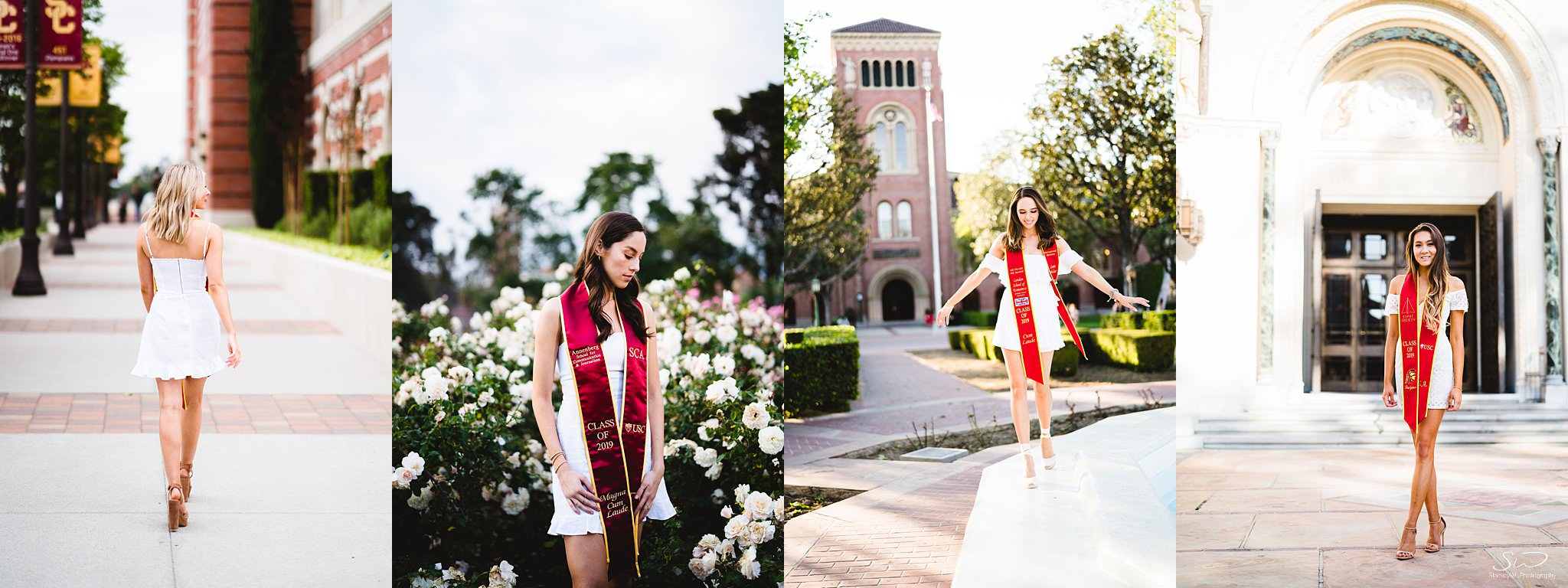 usc graduation portrait photographer los angeles