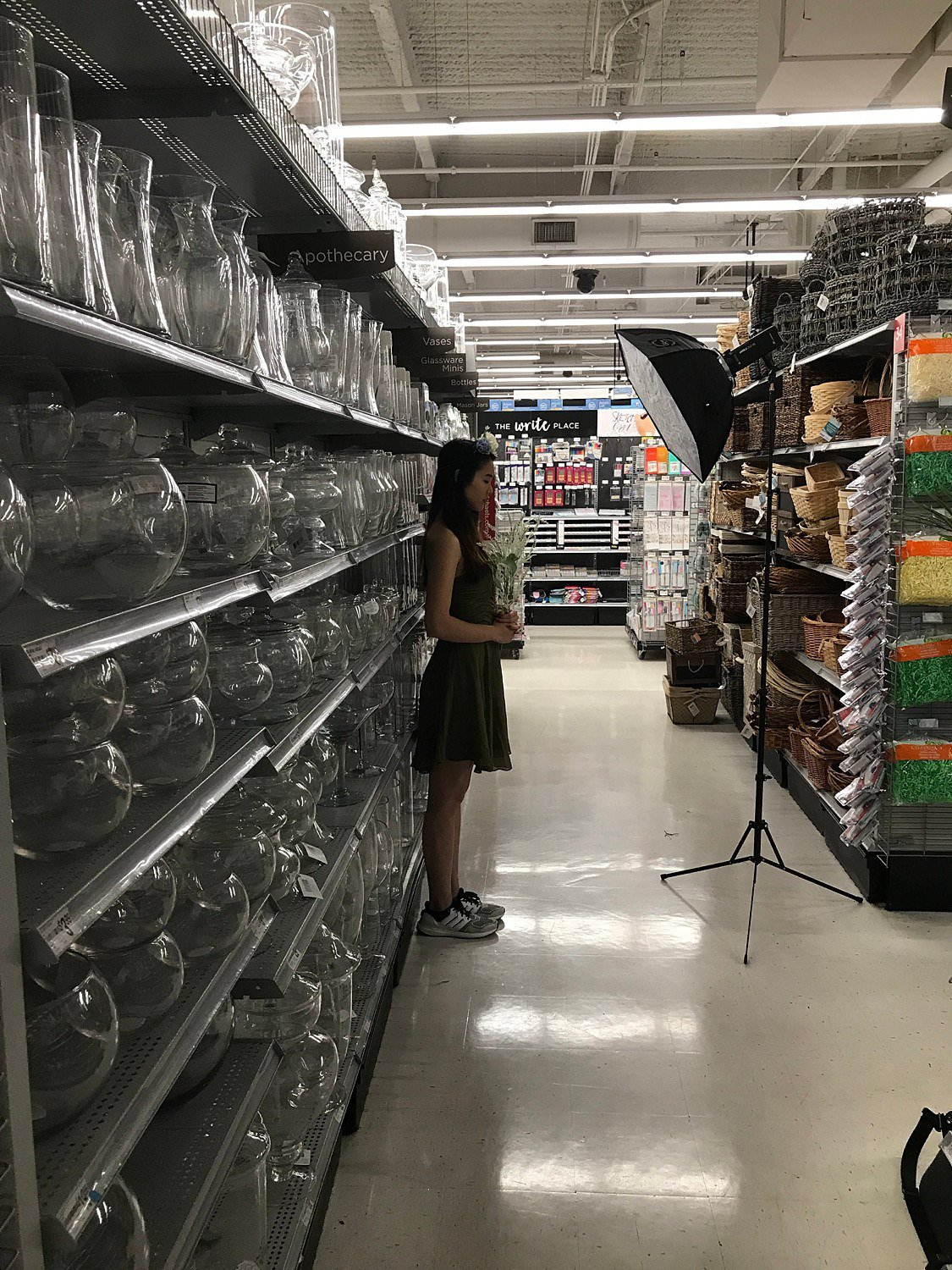 Photo Challenge: Ugly Location –Michaels Craft Stores 30